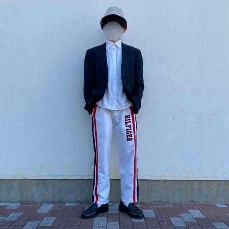 【TOMMY HILFIGER 】jersey-pants ~from D~