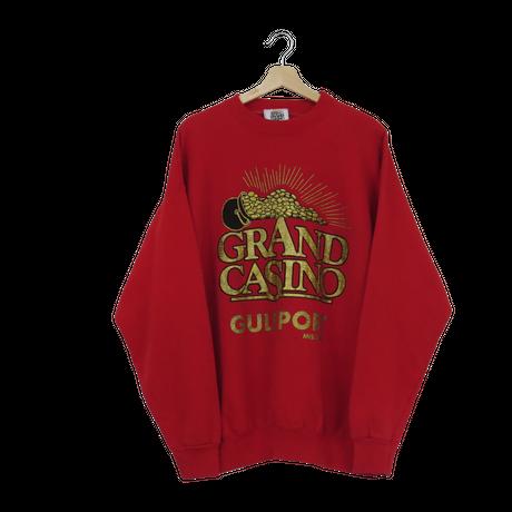 【GRAND CASINO】sweat(red)