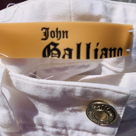 【John  Galliano】flare pants