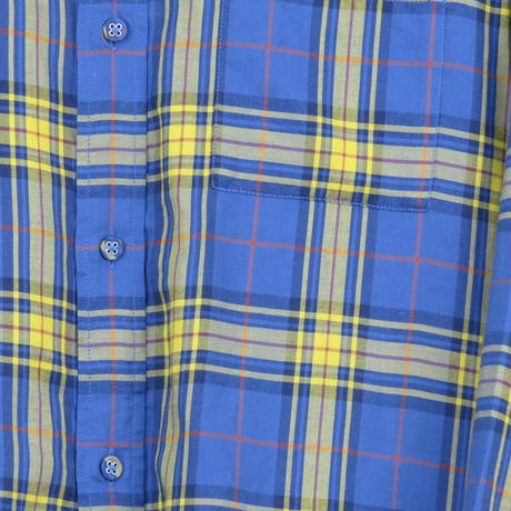 【White Mountaineering】check shirt ~from しゅんぺい~