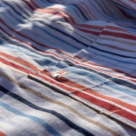 【TOMMY】stripe shirt
