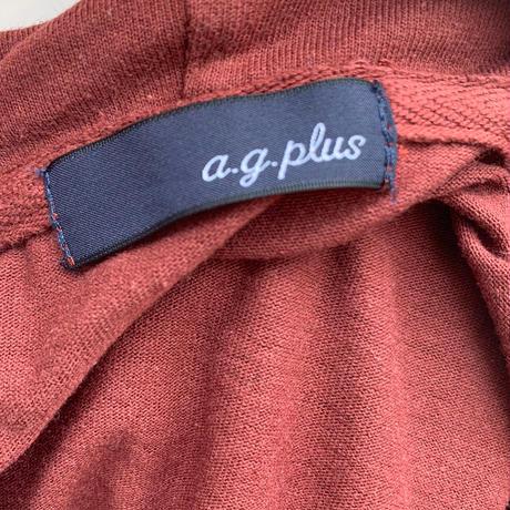 【a.g.plus】 half parker 〜from D〜