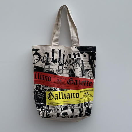 【JOHN GALLIANO】 tote bag〜from D〜