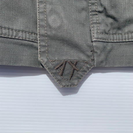【ARMANI EXCHANGE】biker jacket 〜from D〜