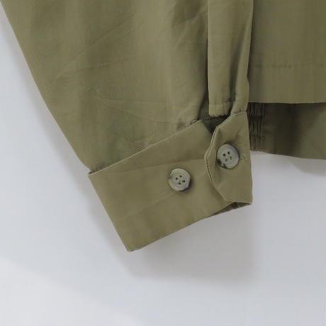 【LONDON FOG】drizzler jacket スイングトップ (beige)