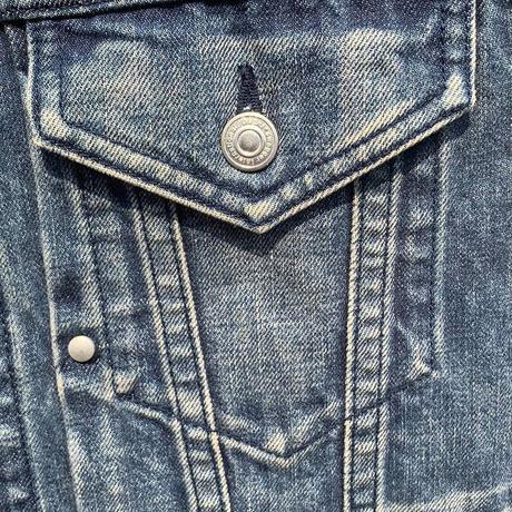 【SMG】denim vest 〜from D〜