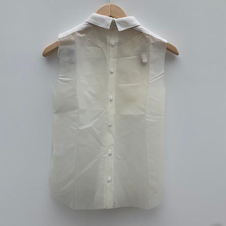 【AULA】 no sleeve shirt〜from D〜