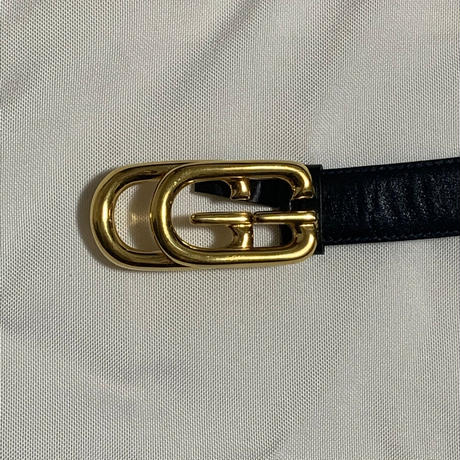 【GUCCI】belt〜from D〜