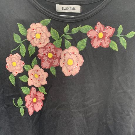 【ELLEKAMA】t-shirt~from D~