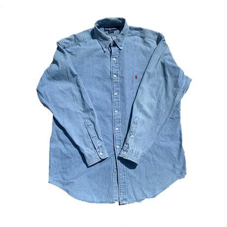 【Ralph Lauren】denim shirt