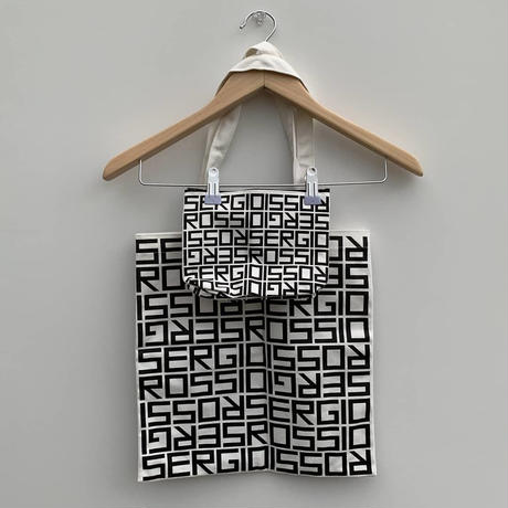 【SERGIO ROSSIO】  tote bag 〜from D〜