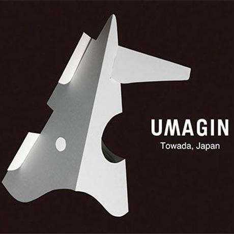 【サバソニクラファン】青森県十和田市の奇祭、「ウマジン」の手ぬぐい