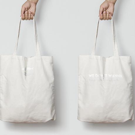 【サバソニクラファン】金サバ銀サバ ペアエコバッグ 限定38組