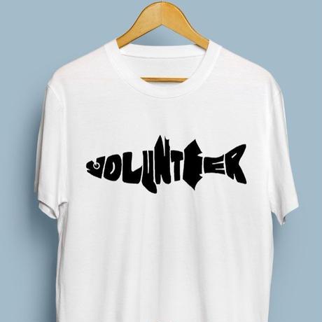 【ボラれた気分??否、違う!!】ボランティア参加権&専用Tシャツ