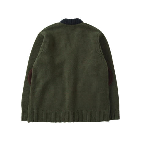 saby / AW2021 / BALOON KNIT CAD -3G MERINO WOOL-