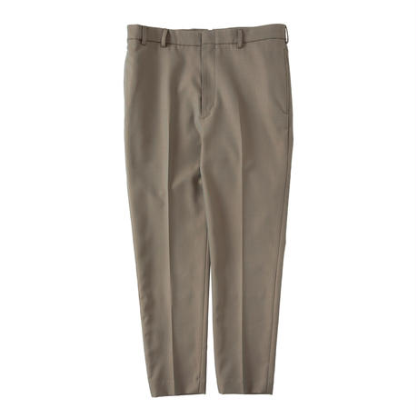 saby / CLASSIC TROUSER -IRIDESCENT FABRIC-
