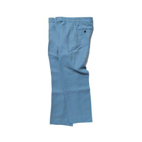 saby / POLY WORK PANTS -FULLY DULL SPAN TWILL-