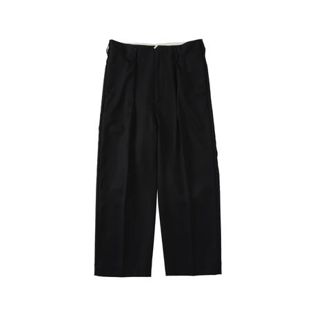 saby / AW2021 / WIDE FLARE PANTS