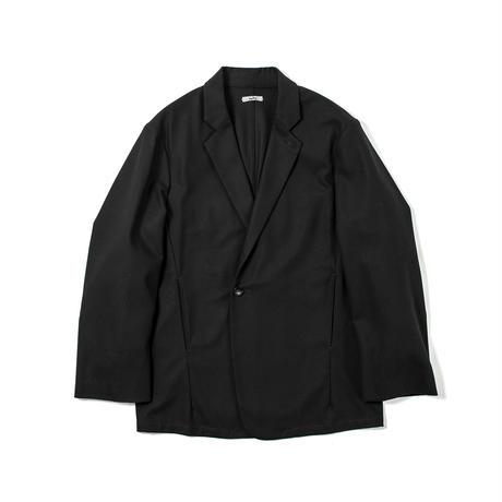 *EXCLUSIVE / saby / 1B JACKET -HARD TWISTED YARN CLOTH-