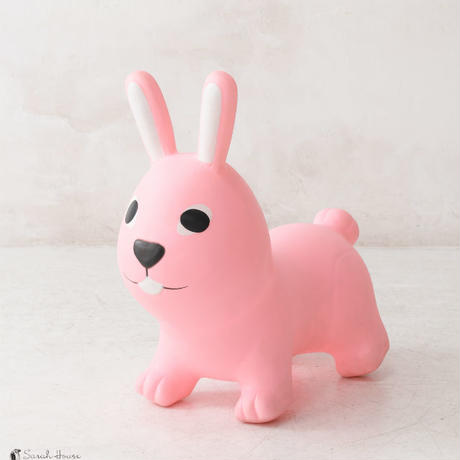 JUMPY rabbit pink