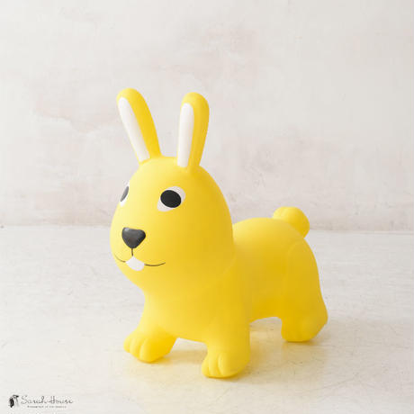 JUMPY rabbit yellow