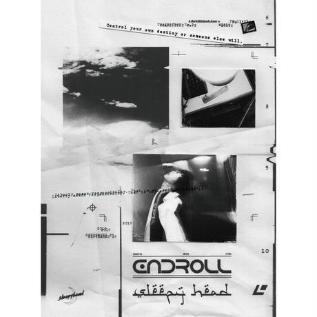 3rd EP「endroll」【完全受注限定盤】SACT-0007