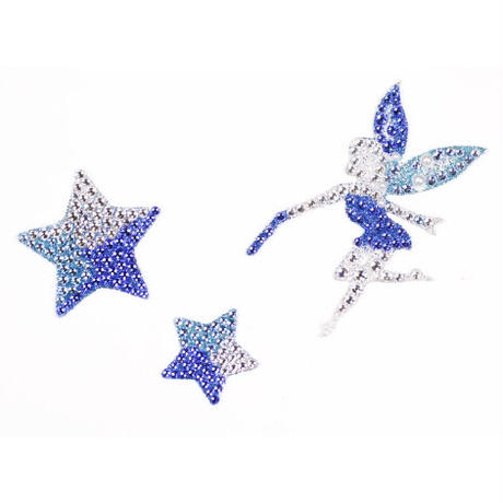 ブルーフェアリー&星2点セット / bluemessage