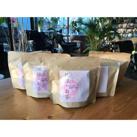 【 特典付・定期便 】地球茶< アースティー> サラシア × ルイボス 30パック/1袋