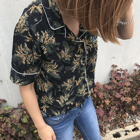 aloha pajama shirt ★送料無料★