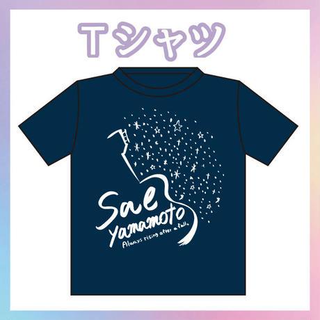 2018年山本紗江新Tシャツ