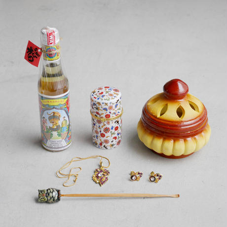 SOUVENIR 6 ITEMS  SET from MALAYSIA by AI TERADA