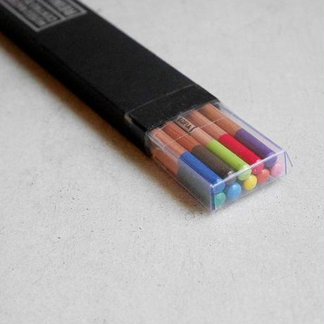 COLORED PENCIL SET  from SPAIN by HIROKAZU SHIMOSAKA, YUKA MIYATA
