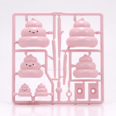 プリプラ うんちくらぶ ピンク