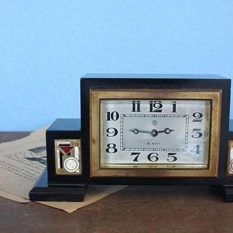 品番 z-0599 アールデコ置時計