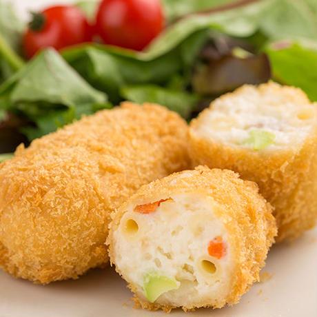 鶏肉とマカロニのグラタンコロッケ(5個入)
