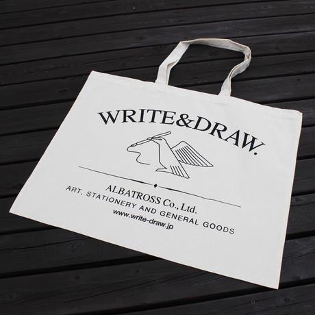 WRITE&DRAW. オリジナルエコバッグ1