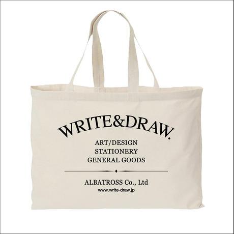WRITE&DRAW. オリジナルエコバッグ2