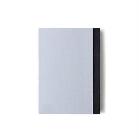 ドイツ装ノート A6 (背表紙カラー黒のみ)
