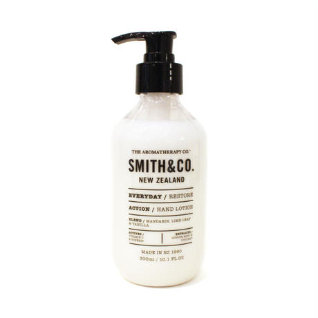 SMITH&CO. HAND&BODY LOTION