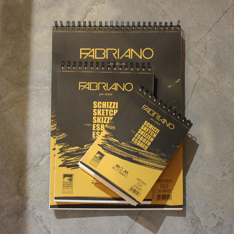 FABRIANO  ROUGH  BOOK  A5