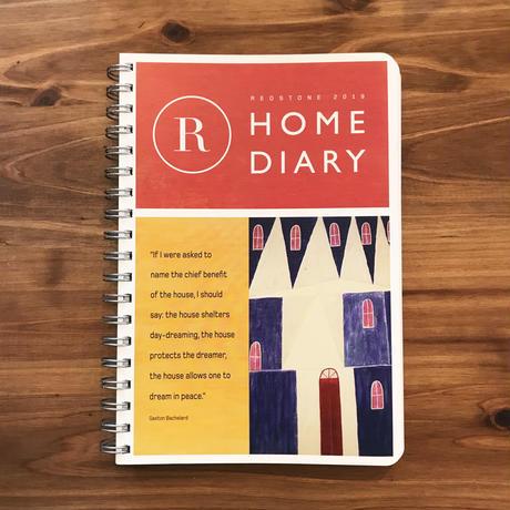 REDSTONE 2019 HOME DIARY