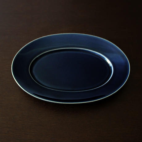 OVAL PLATE / L