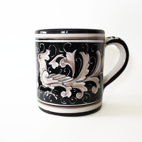 DERUTA MUG DOVE BLACK