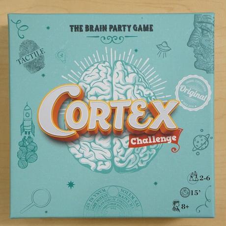 コーテックス1 ブレインチャレンジ