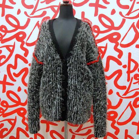 Stripe Fur C/D < BLK >