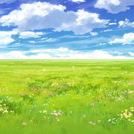 【イラスト背景】【合作】時差雲04_07