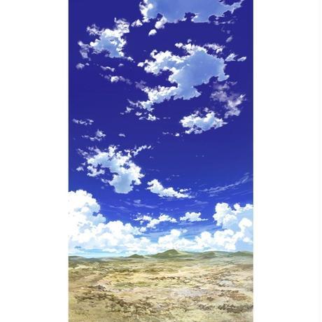 【イラスト背景】【合作】青空_縦PAN用01_15