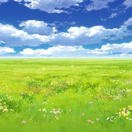 【イラスト背景】【合作】時差雲05_07