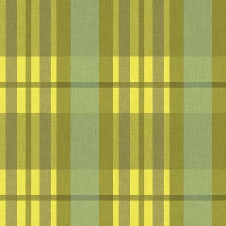 黄色チェック柄08
