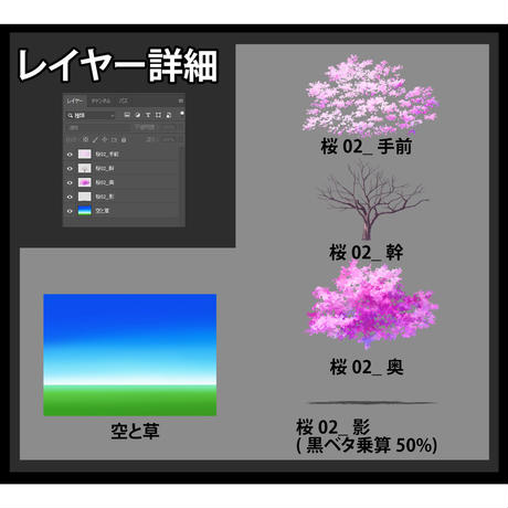 素材_桜02